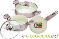 Набор посуды c покрытием Eco-Cera из 5 предметов Vitesse VS-2217