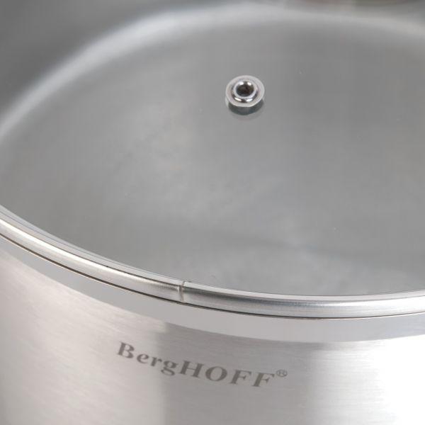 Кастрюля BergHOFF Bistro 6 л 24 см с крышкой 4410025
