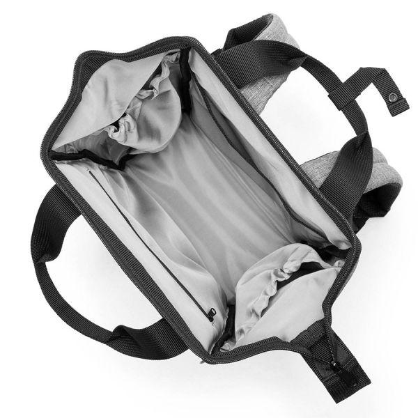 Рюкзак allrounder r twist silver JR7052