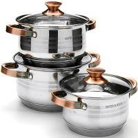 Набор посуды, 6 предметов Mayer&Boch, 24952
