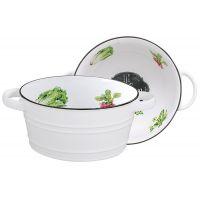 Салатник Easy Life (R2S) Кухня в стиле Ретро без индивидуальной упаковки EL-R1617/KIBK
