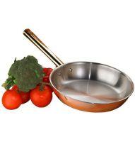 Сковорода медная Frabosk Antika 28 см