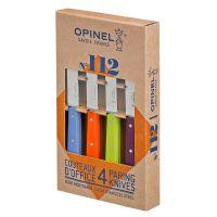 Набор ножей для нарезки 10 см разноцветные 001381