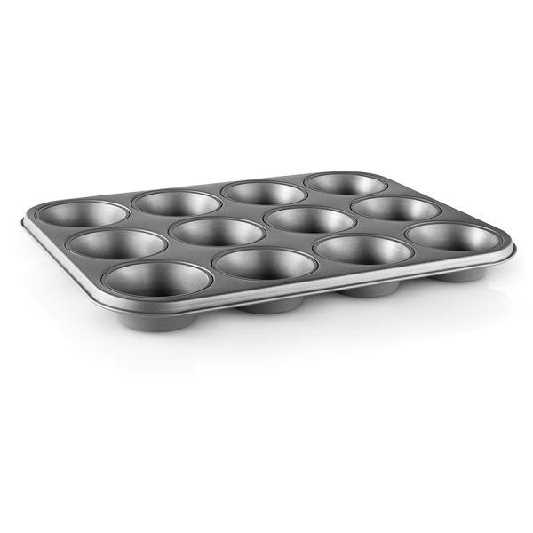 Формы для выпечки 12 шт с антипригарным покрытием slip-let® 202027