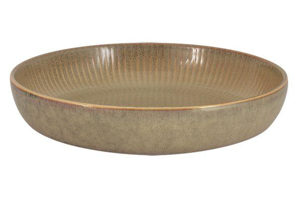Салатник - тарелка для пасты Comet (песочный), JV-HL864630-BR