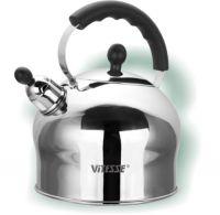Чайник со свистком 2500 мл (Connie) Vitesse VS-1108
