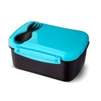Ланч-бокс с охлаждающим элементом N'ice Box™ бирюзовый 107303 Carl Oscar