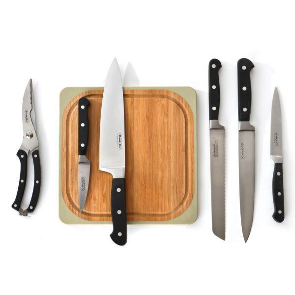 Нож поварской BergHOFF CooknCo 20 см кованый 2800379