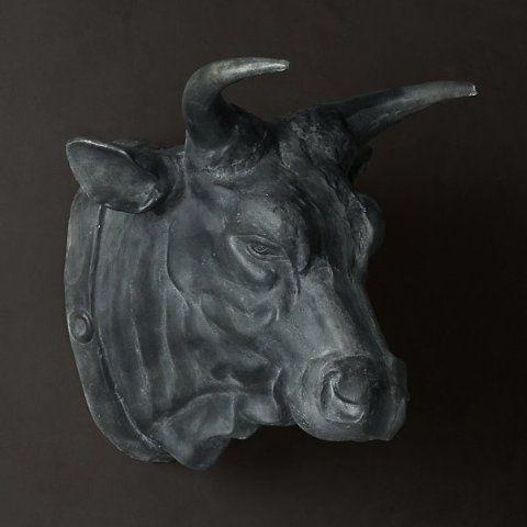 Фигура «Голова Быка» RESTORATION HARDWARE 4059