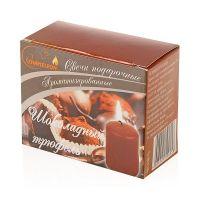 """Набор свечей ароматизированных 6 см """"Шоколадный трюфель"""" в подарочной упаковке (6-8 часов)"""