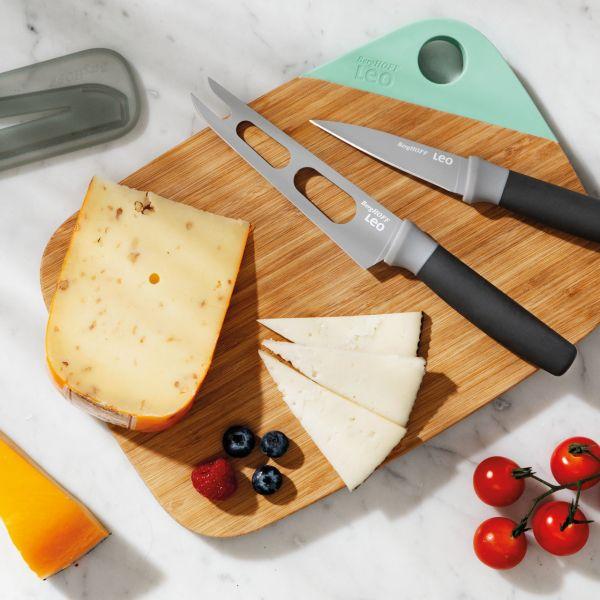 Набор для нарезки сыра и фруктов BergHOFF Leo 3 предмета 3950215