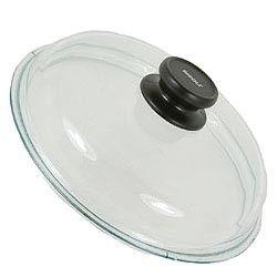 Крышка стеклянная Risoli с жаропрочной ручкой и пароотводом 28 см, 00200S/28000