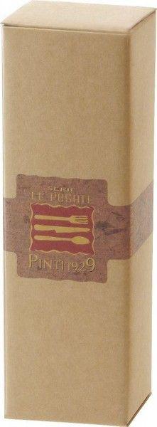 Набор столовых приборов 24 предмета Pinti 1929 Hermitage в экономичной упаковке