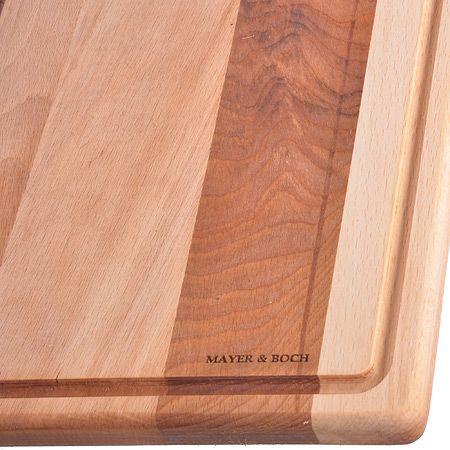 Доска разделочная Mayer&Boch 32x24 см из бука 40031