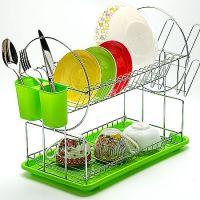 Сушилка для посуды 43*9см ХРОМ Mayer&Boch, 23217