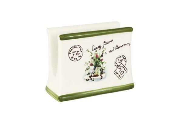 Салфетница Anna Lafarg LF Ceramics «Букет» AL-70F6296-B-LF