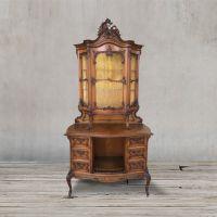 Шкаф Луис стайл DM- Louis style cabinet