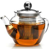 Заварной чайник из стекла 200 мл с ситом Mayer&Boch, 26198