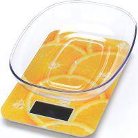 Весы кухонные до 5кг АПЕЛЬСИН Mayer&Boch, 10959-1