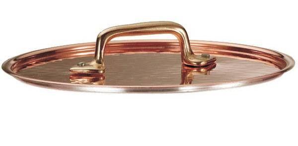 Крышка медная ручной чеканки 28 см Risoli Country, 01200RM/28SG