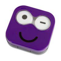 Набор для контактных линз Emoji фиолетовый 26346 Balvi