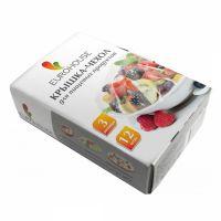 Крышка-чехол для пищевых продуктов с печатью 12шт (14 см,20 см,26 см)