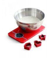 Набор кухонные весы + салатник BRABANTIA, 104701