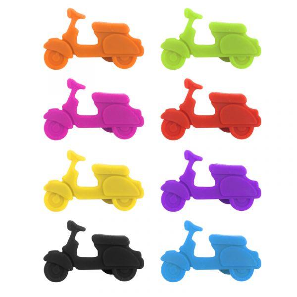 Маркеры для бокалов Scooter 8шт. 25896 Balvi