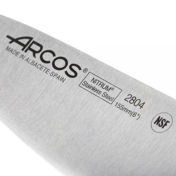 Нож кухонный ARCOS Universal «Шеф» 15 см 2804-B