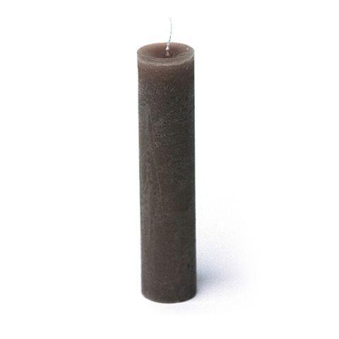 Свеча GOMMAIRE 20x4 см цвет тёмный G145-OPA