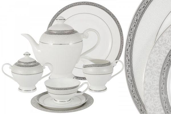 Чайный сервиз Бостон 40 предметов на 12 персон, AL-16908_40-E5