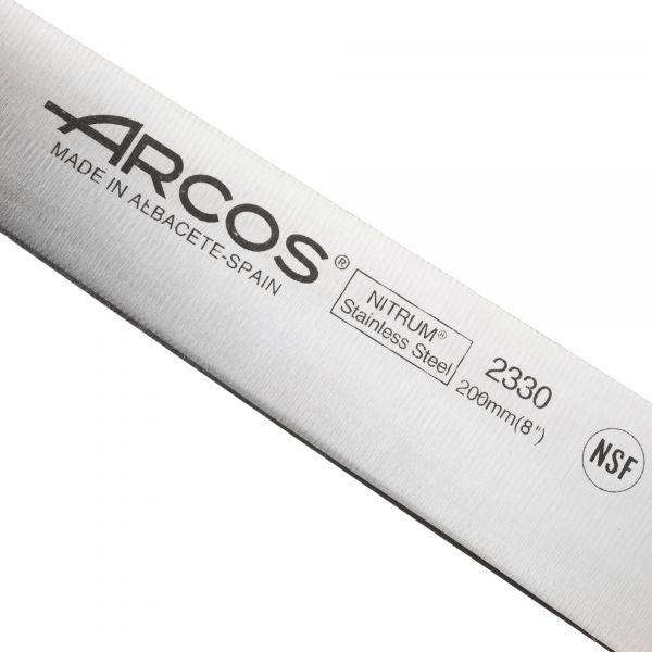 Нож для резки мяса ARCOS Riviera 20 см 2330