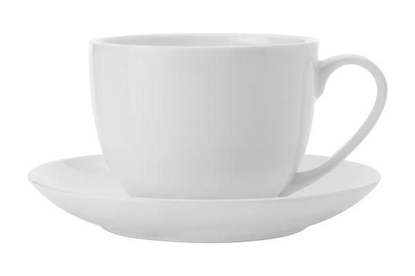 Чашка с блюдцем Кашемир без индивидуальной упаковки, MW583-BC1884