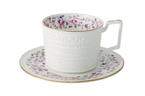 Чашка с блюдцем Стиль, C2-CS-6402AL