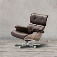Кресло Eames Lounge EC-015/A535 ash