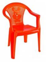"""Кресло """"Малыш"""" оранжевый (РП-211)"""