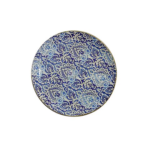 Блюдо ROOMERS голубое BU-3033