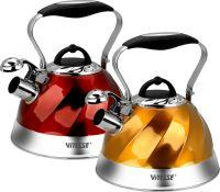Чайник со свистком 3000 мл (Thelma) Vitesse VS-1119