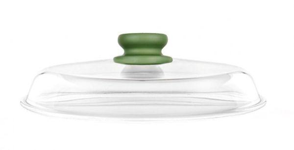 Крышка стеклянная Risoli Dr Green 24 см, 00200DR/2400