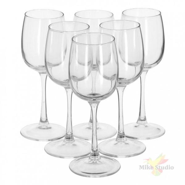 Набор бокалов для вина АЛЛЕГРЕСС 6шт 300 мл