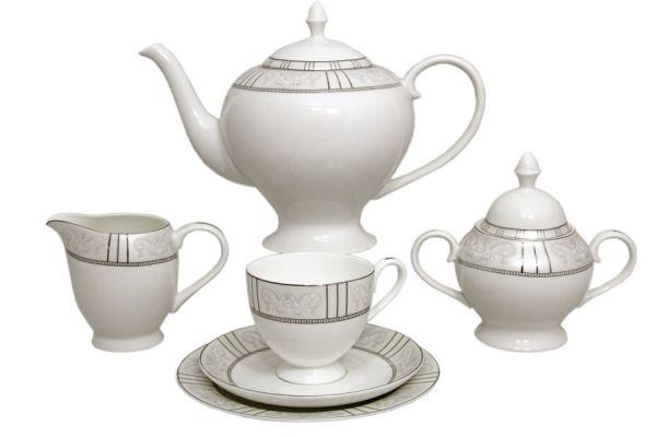 Чайный сервиз Шенонсо 21 предмет на 6 персон, AL-10-12_21-E5