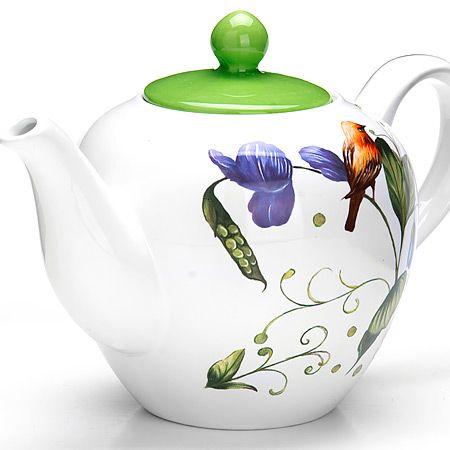 "Заварной чайник 1,2 л, с крышкой ""Птичка"" Lorain, 26608"