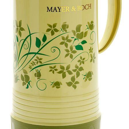 Термос 3,2 л стеклянная колба и чаша Mayer&Boch, 23707