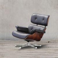 Кресло Eames Lounge EC-015/YM37 walnut