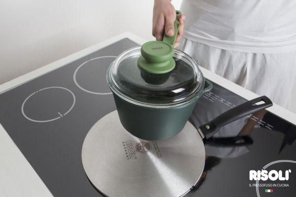 Адаптер Risoli Premium 26 см для индукционной плиты, 020080/26A00