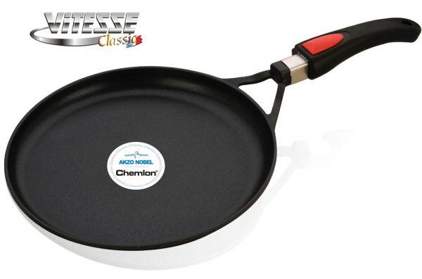 Сковорода для блинов Vitesse 28 см 950 u VS-7310