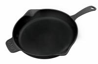 Литая чугунная сковорода LAVA ECO 28 см