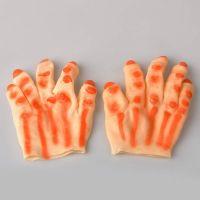 Карнавальные перчатки «Руки» JAP1856