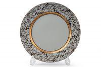 Набор тарелок 27 см, 6 шт, La Rose des Sables, серия MIMOSA LIERRE OR, 539116 947