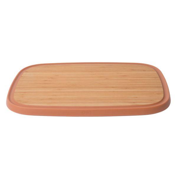 Доска разделочная BergHOFF Leo бамбуковая цвет глины 3950085